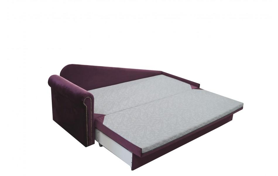 """Диван - кровать """"Травиата"""" (стар вельвет пурпур)/осн."""