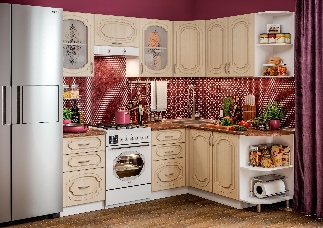 """Кухня """"Виола - Нео"""" Вариант 14"""