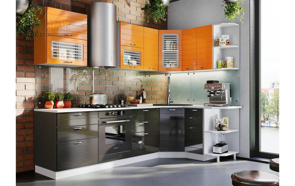 """Кухня """"Виола-Нео"""" Вариант 21"""