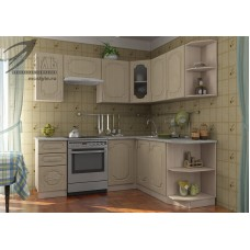 Кухонный гарнитур «Виола» (клен светлый)