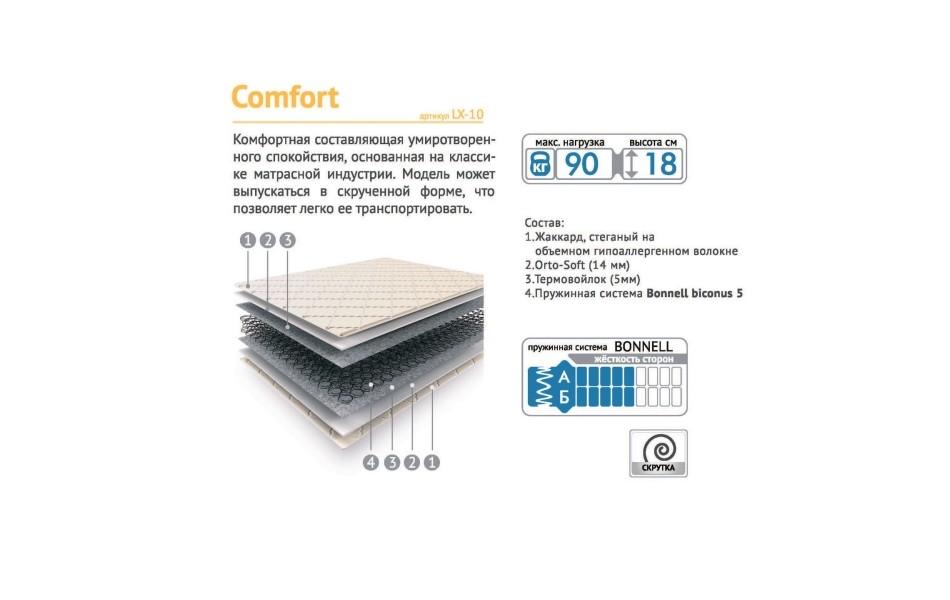Матрас SIMPLE Comfort-S