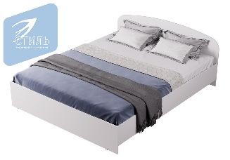 Кровать ЛДСП 1640 (Б)