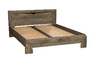 Кровать с ортопедическим основанием (1600) «Лючия»