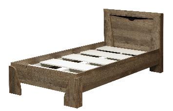 Кровать с настилом (900) «Лючия»