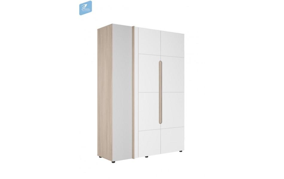 Шкаф угловой 90 градусов «Палермо 3»